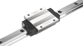 Linear Guideway - BC-Ball Caged Series