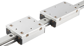 Linear Guideway - Cam Roller Series